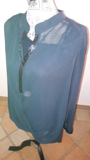 Bluse Guido Maria Kretschmer, Gr.46, dunkelblau