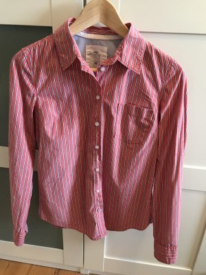 Bluse H&M 36 Hemd rot