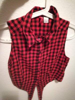 Bluse H&M ärmellos