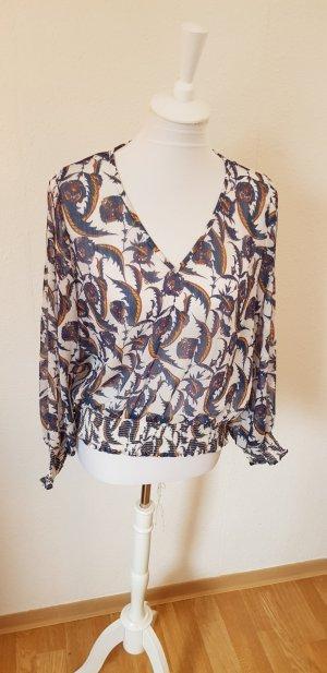 Bluse H&M bunt