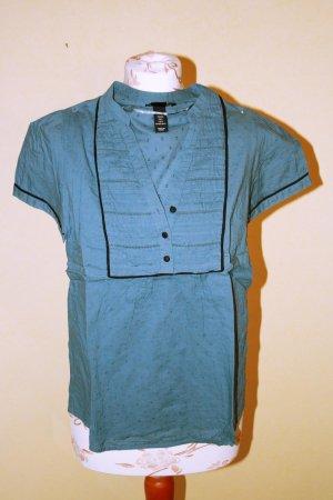 Bluse H&M kurzärmlig