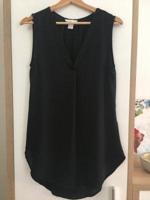 Bluse H&M schwarz 34