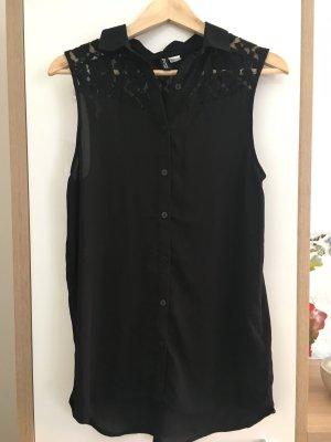 Bluse H&M schwarz 36