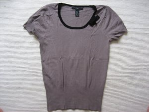bluse H&M suess topzustand gr. xs 34 taupe