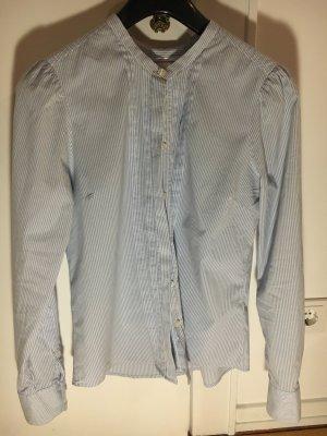 Bluse hellblau gestreift Filippa K