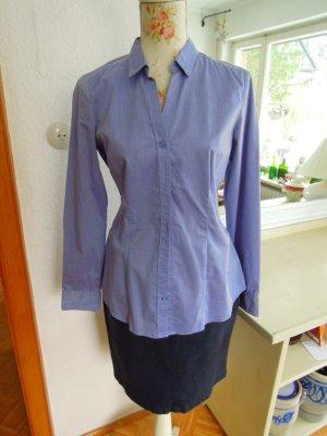 Bluse Hellblau Gr. 40