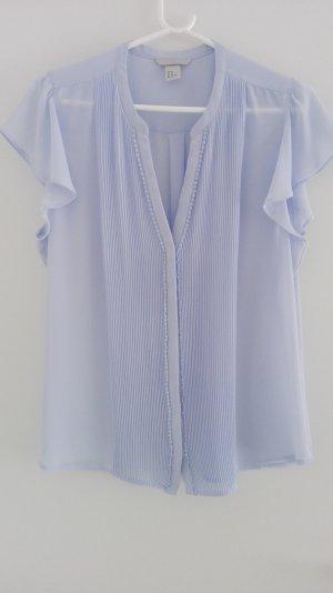 Bluse hellblau von H&M
