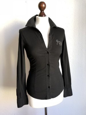 Guess by Marciano Shirt Blouse black cotton