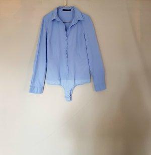 Bluse Hemd Body von Hallhuber gr. 38