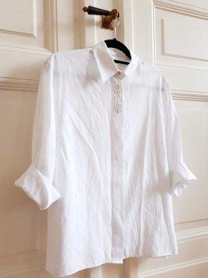 Bluse Hemd Cowboy Look Nieten Vintage