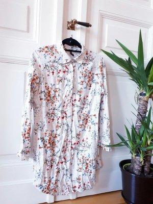 Bluse Hemd Floral Blumen