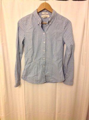 Bluse Hemd H&M gestreift Größe 34