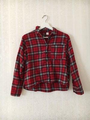 H&M Long Sleeve Shirt multicolored