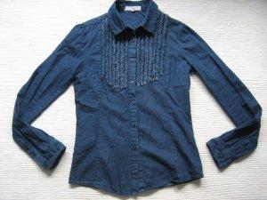 bluse hemd jeanshemd gr. s 36 amisu