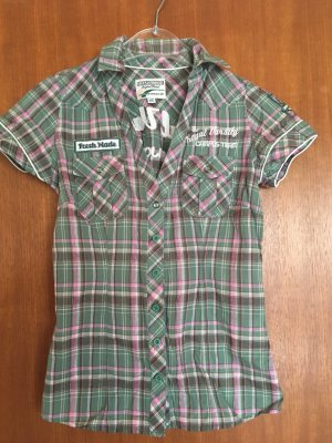 Fresh made Camisa de manga corta multicolor