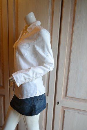 Bluse Hemd Leinen Marc' O Polo 36 Leinenhemd Leinenbluse