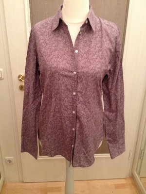 Bluse Hemd lila Marc O'Polo Gr. 40 TOP