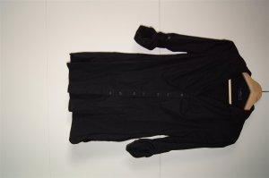 Bluse, Hemd, Longbluse in schwarz