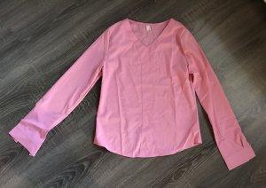 Blusa rosa-rosa
