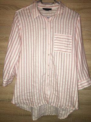 Bluse Hemd shirt Oberteil Gr 38 w. Neu Rose