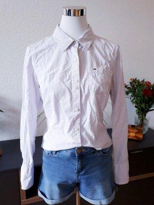 Bluse Hemd Streifen