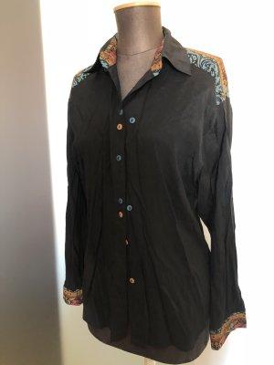 Shirt met lange mouwen veelkleurig