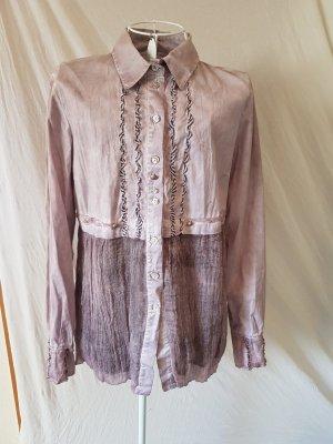 Bluse/ Hemd von Bottega Gr. 40