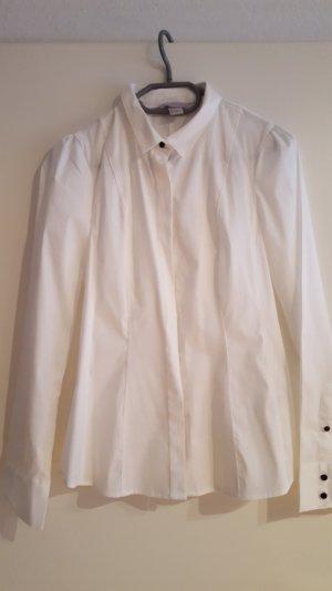 bluse / hemd von h&m in weiss