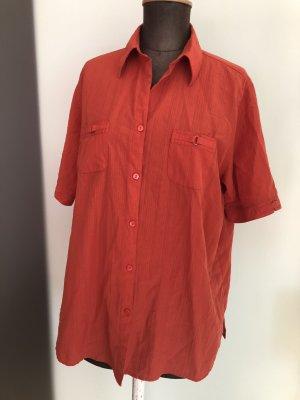 Bluse Hemd von Kingfield Gr 46 XXL