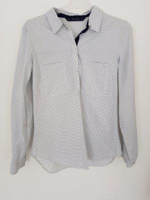 Bluse/Hemd von Zara mit Punkten, Größe S 36 neu