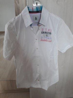 Bluse Hemd weiß Gaastra Kragen 36 Oberteil