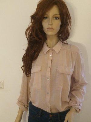 Bluse Hemdbluse Shirt