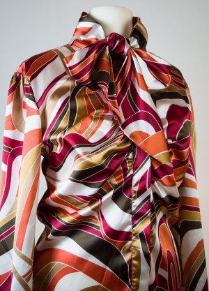 Bluse & Hose, komplett, Edel-Vintage, Retro -Fashion, Kostüm, Business Clothing