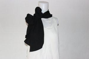 Bluse im Farbblockdesign mit großer Schleife zum Binden am Hals