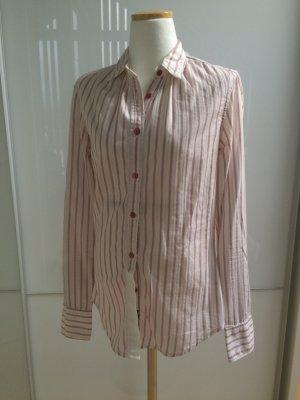 Bluse im Hemdstil mit aufwendigen Details