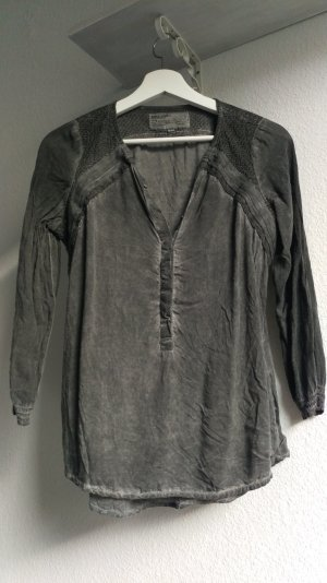 Bluse im Knitter-look <3