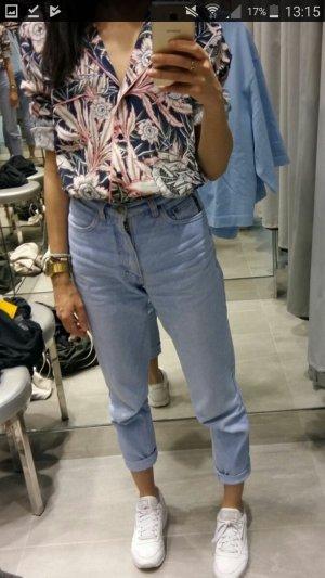Bluse im Pyamalook H&M Trend