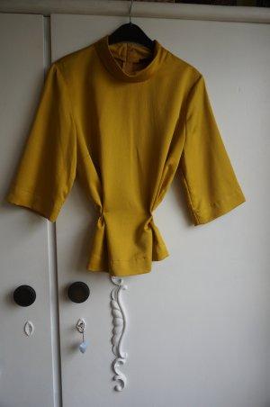 Bluse im sixty Look, mit rückwärtigem Zipper
