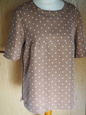 Bluse im Stil der Sixties mit angesagten Dots