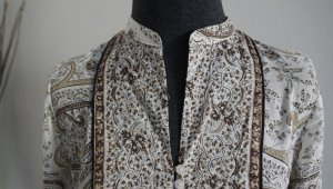 Bluse im Tunika-Stil, Gr. 34