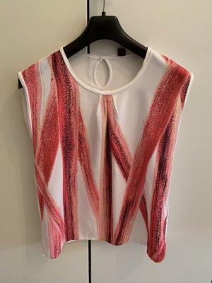 Bluse in abstraktem Design