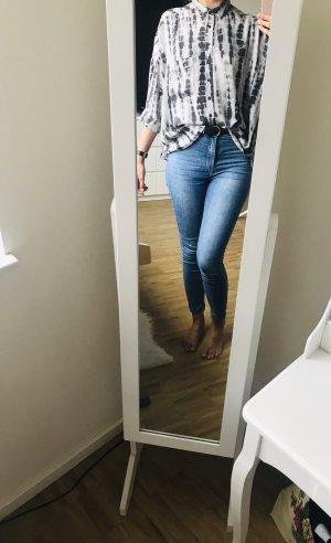 H&M Camicia blusa multicolore