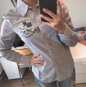 Bluse in blasslila von Gaastra