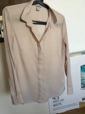 Bluse in Blush von H&M