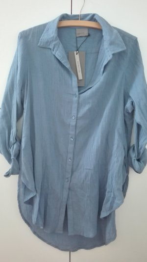 Bluse in colony blue