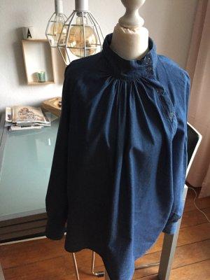Bluse in Denim-Optik von Closed
