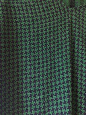 Bluse in Hahnentrittmuster, Größe L von American Vintage