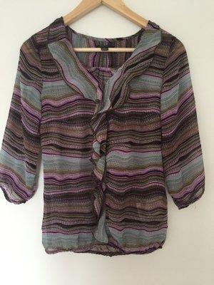 Bluse in leichtem Stoff Größe: XS