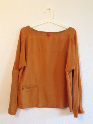 Bluse in orange/ocker von Edc by Esprit