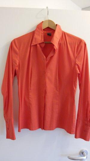 Bluse in orange Sir Oliver